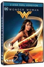 Wonder Woman DVD (2 Disc Version)