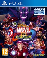 PS4 MARVEL VS CAPCOM: INFINITE