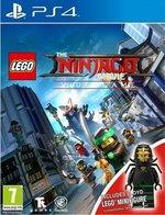 PS4 LEGO Ninjago: Movie Game TOY ED