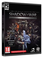 PC Middle Earth: Shadow Of War