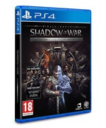 PS4 Middle Earth: Shadow Of War Silver