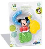 Clementoni-Baby Disney Mickey Anahtar Çıngırak W/14506