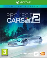 XBOX ONE PROJECT CARS 2: LIMITED EDT.