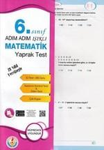 6.Sınıf Matematik Yaprak Test