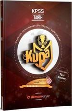 2018 KPSS Kupa Tarih Konu Konu Test Bankası