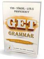 GET Grammar YDS-YÖKDİL-LYS 5 Proficiency