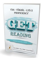GET Reading YDS-YÖKDİL-LYS 5 Proficiency
