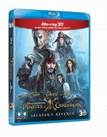 Karayip Korsanları 5-Salazar'ın İntikamı (3D Blu-Ray)