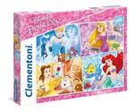 Clementoni- Princess 2 250 Parça Puzzle  29740