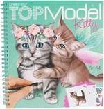 Top model Kitty Boyama Kitabı 45361
