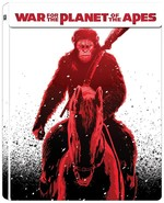 Maymunlar Cehennemi Savaş - War For The Planet Of The Apes (3D+2D Blu-ray Steelbook)