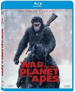 Maymunlar Cehennemi Savaş - War For The Planet Of The Apes (3D+2D Blu-ray)