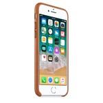 Apple iPhone8 /7 DeriKılıf, Klasik Kahve MQH72ZM