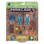 Minecraft-Steve ve Alex Deluks Figür 16472