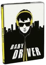 Tam Gaz - Baby Driver (Blu-ray-Steelbook)
