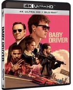Tam Gaz - Baby Driver (4K+BD)