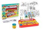 Play-Doh - Rulolu Aktivite Tepsisi 3278