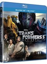 Transformers 5: Son Şövalye (3D Blu-ray)