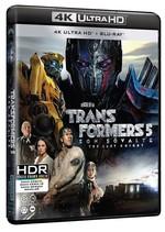 Transformers 5: Son Şövalye (4K+BD)