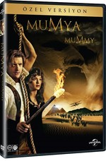 The Mummy - Mumya DVD (Özel Versiyon 1999)