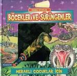 Böcekler ve Sürüngenler-Fenerli Kitaplar