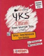 YKS 1.Oturum TYT Türkçe Temel Matematik Soru Bankası