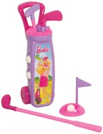 Barbie - Golf Arabası