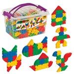 Dede - Smart Blocks Küçük Box 160 Parça