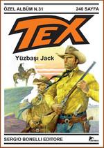 Tex Özel Seri 7-Yüzbaşı Jack