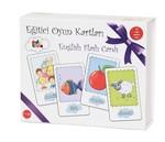 Edukids-English FlashCards Eğitici Oyun Kartları
