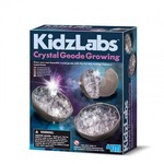 4M-Sihirli Kristal Geode Eğitim Seti W/3919