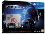 PS4 1 TB Star Wars Limited Edition Konsol & Star Wars Battlefront II Deluxe Edition Oyun