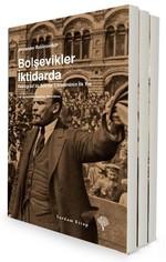 Bolşevik Devrimi Seti - 3 Kitap Takım
