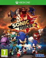 XBOX ONE SONIC FORCES BNS EDT