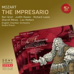Mozart: The Impresario, K. 486