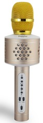 Doppler Bluetooth Speaker Karaoke Mikrofon KTV600 Rose Gold