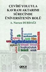 Çeviri Yoluyla Kavram Aktarımı Sürecinde Üniversitenin Rolü
