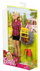 Kampa Giden Barbie Bebek FDB43