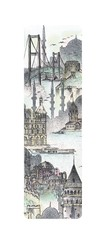 Galeri Alfa-Yeditepe İstanbul Kitap  Ayracı