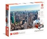 Clementoni-New York Sanal Gerçeklik 1000 Parça Puzzle 39401