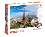 Clementoni-Paris Sanal Gerçeklik 1000 Parça Puzzle 39402