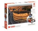 Clementoni-Roma Sanal Gerçeklik 1000 Parça Puzzle 39403