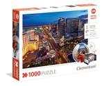 Clementoni-Las Vegas Sanal Gerçeklik 1000 Parça Puzzle 39404