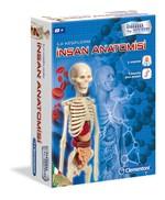 Clementoni-İlk Keşiflerim İnsan Anatomisi 64297