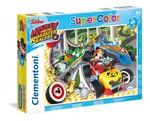 Clementoni-Mickey ve Yarışçı Arkadaşları 60 Parça Puzzle 26976