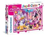 Clementoni-Minnie Mouse 60 Parça Puzzle 26975