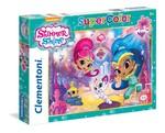 Clementoni-Shimmer&Shine 60 Parça Puzzle 26969