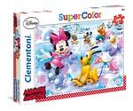 Clementoni-Minnie Ve Arkadaşları 104 Parça Puzzle 27953