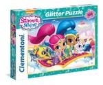 Clementoni-Shimmer&Shine 104 Parça Puzzle 27991