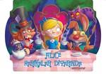 Alice Harikalar Diyarında-3 Boyutlu Kitap